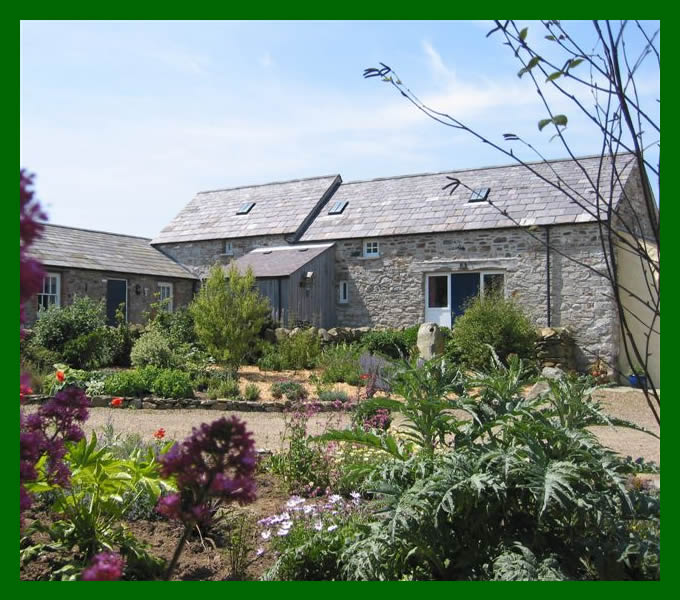 Porthiddy Farm Holiday Cottages